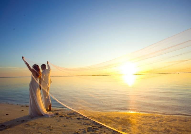 马代婚纱9