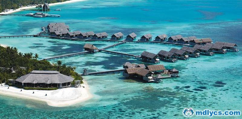 马尔代夫香格里拉岛6天4晚自由行香港航空直飞