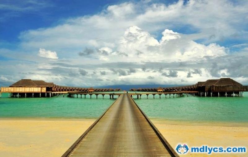 马尔代夫安娜塔拉吉哈瓦5天3晚自由行广州南航直飞