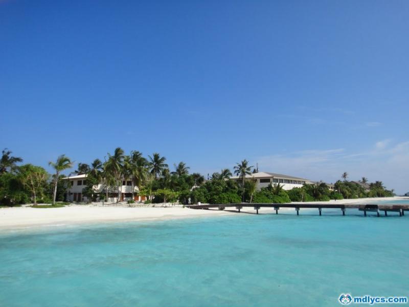 马尔代夫瑞喜敦岛6天4晚自由行上海美佳直飞