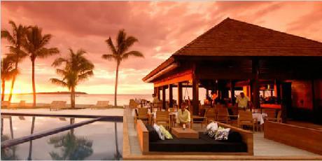 斐济国际五星希尔顿度假村海滨房8天5晚自由行
