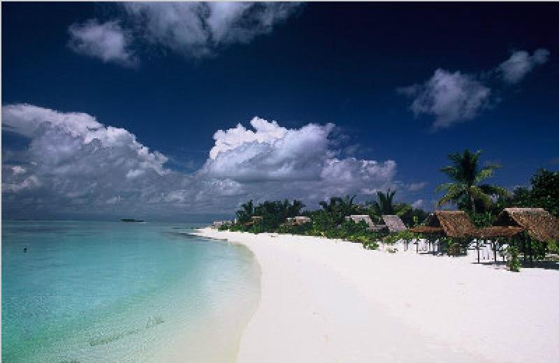马尔代夫夏日岛5天3晚自由行香港航空直飞