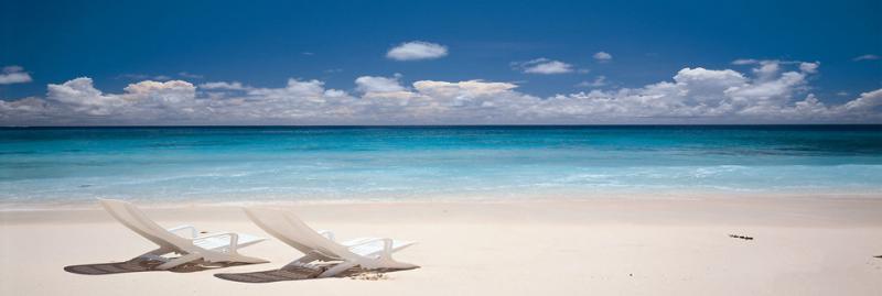 慵懒的沙滩