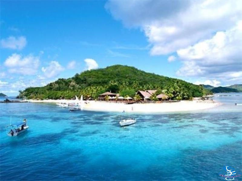斐济浪漫8天之旅—5晚国际五星香格里拉度假村