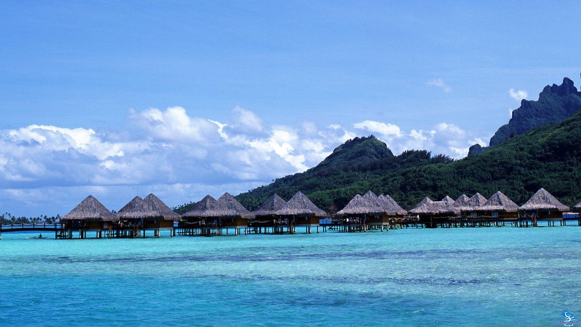 塔溪提岛Tahiti