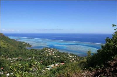 茉莉亚岛 Moorea Island
