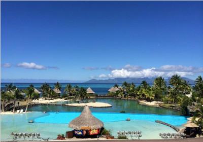 帕皮提岛 Papeete