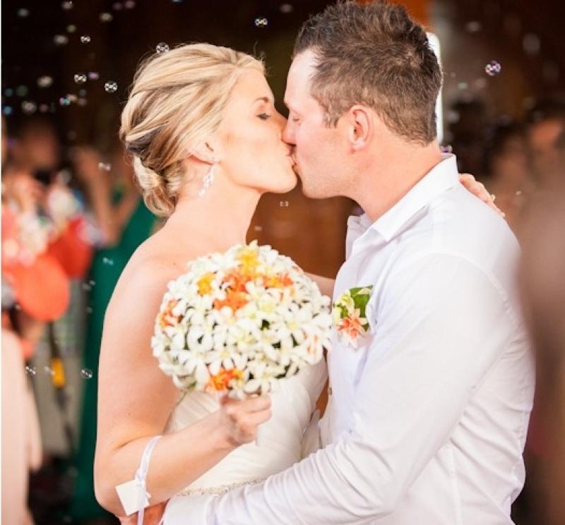 斐济玛塔基私人岛屿度假村蜜月浪漫婚礼