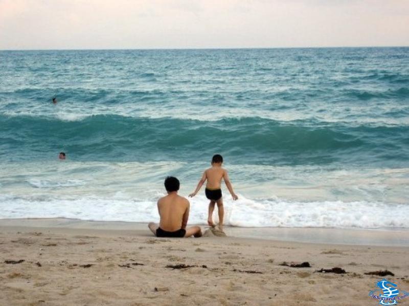 拉迈海滩 (Hat Lamai)