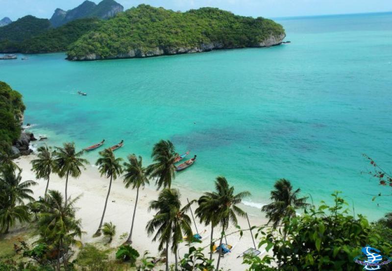 安通国家海洋公园 (Ang Thong Marine National Park)