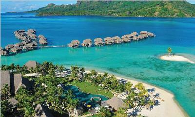 波拉波拉四季酒店度假村Four Seasons Resort Bora Bora