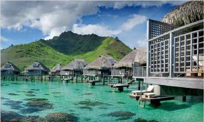 茉莉亚希尔顿豪华度假村 Hilton Moorea Lagoon Resort