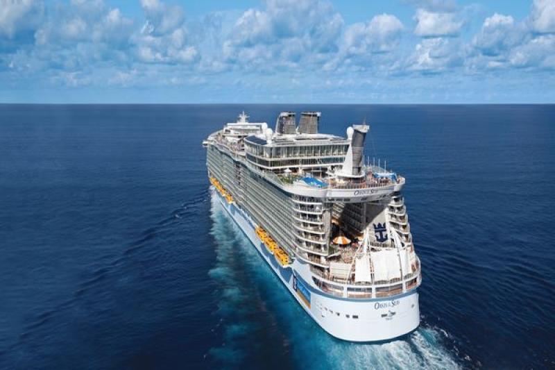 <皇家加勒比海洋绿洲号>美国奥兰多-迈阿密-东加勒比海12天豪华之旅*春节