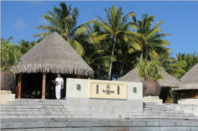 大溪地5晚波拉瑞吉水上屋(送1晚餐)+1晚主岛8天自助游
