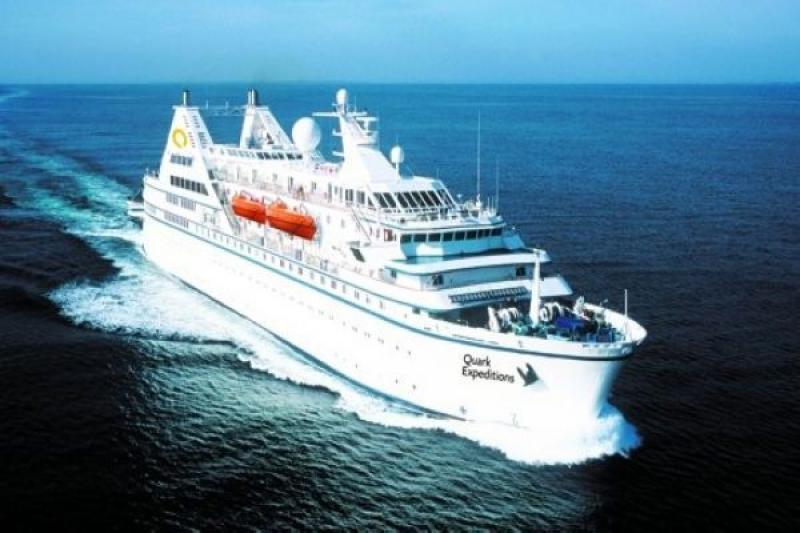 <夸克邮轮海钻石号南极23日>北京、上海、广州、香港四地往返,探索南极三岛之美