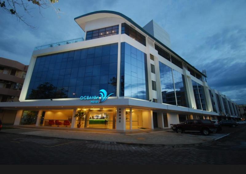 欧胜娜酒店Oceania Hotel