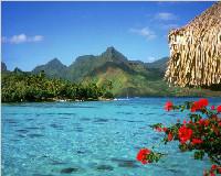 大溪地3晚茉莉雅珍珠度假村+1晚主岛6天自由行