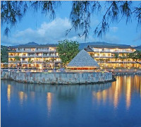 大溪地马纳瓦酒店Manava Suite Resort Tahiti
