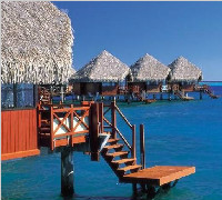 大溪地洲际度假酒店InterContinental Resort Tahiti