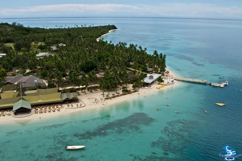 植物岛度假村Plantation Island Resort