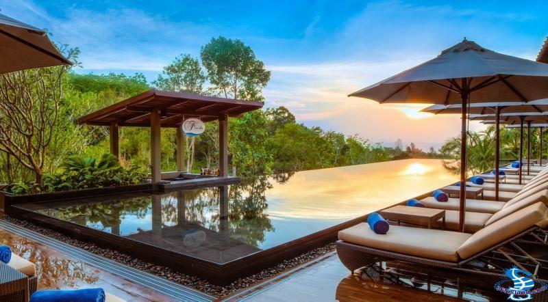 普吉岛5天4晚自由行-奢华享受阿维斯塔Avista Hideaway Resort