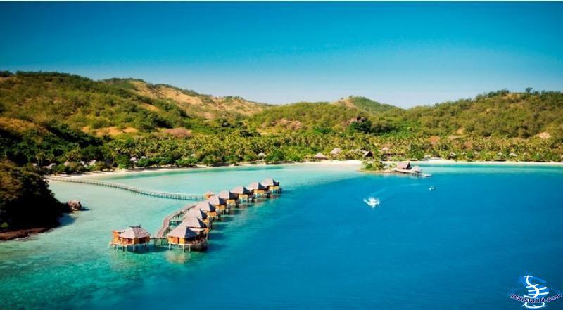利库利库度假村Likuliku Lagoon Resort