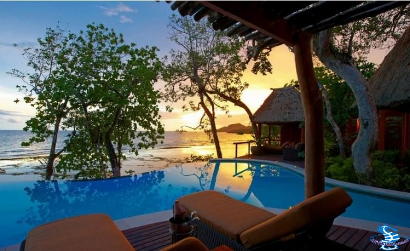 斐济8天5晚自由行—外岛娜玛蕾度假村+本岛五星级酒店