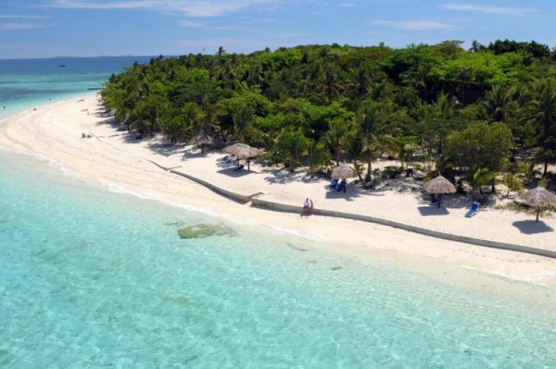 斐济8天5晚自由行—金银岛Treasure+本岛希尔顿