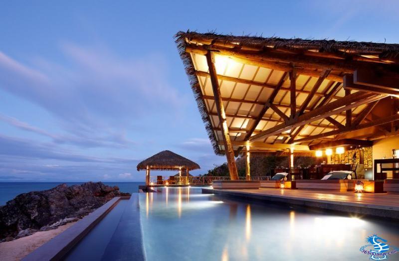天堂之爱度假村Tadrai Island Resort
