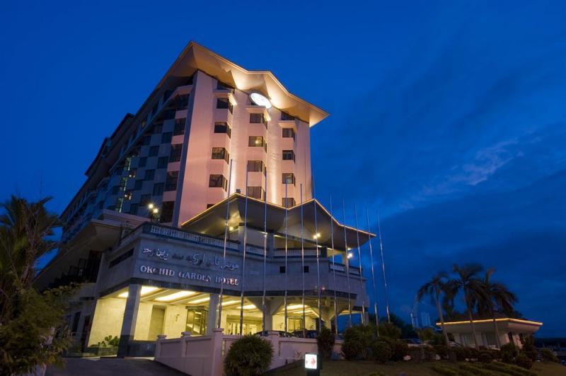 兰花大酒店 Orchid Garden Hotel