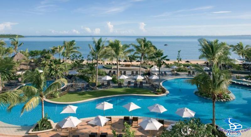 斐济8天6晚尊享之旅—索菲特五星酒店