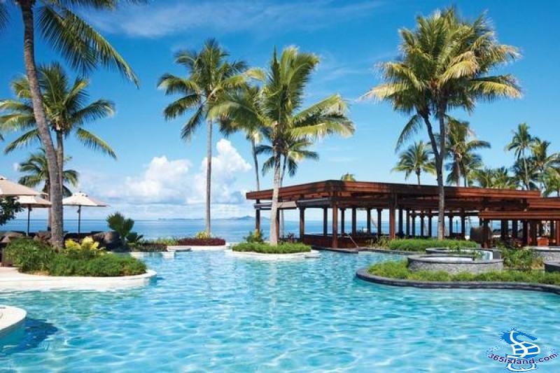 玛娜岛度假村+索菲特酒店8天6晚梦幻之旅