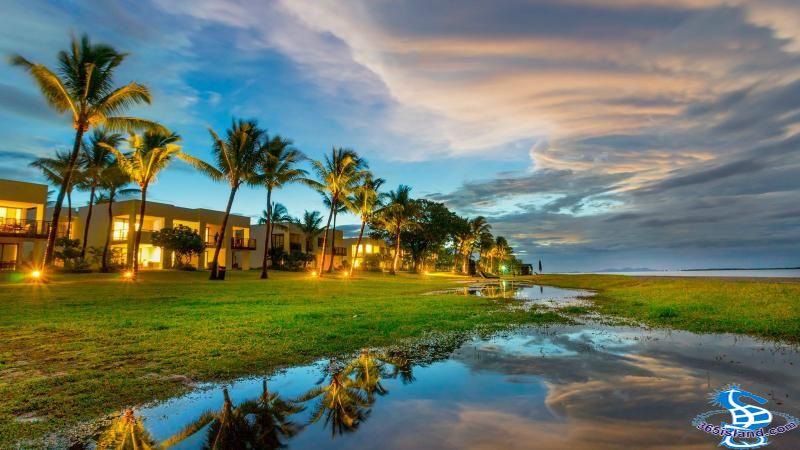 斐济8天6晚清新之旅—洲际五星大酒店