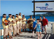 植物岛度假村+索菲特酒店8天6晚浪漫之旅(习主席曾下榻的度假村)
